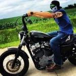 Mernda Biker